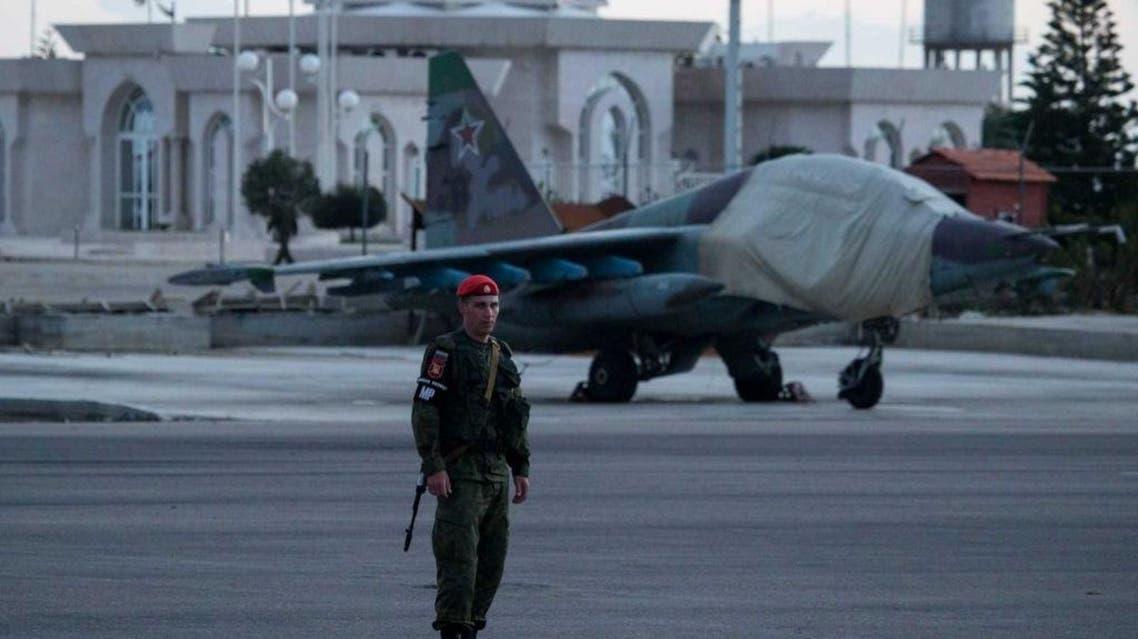 Russia, Syria (AP)
