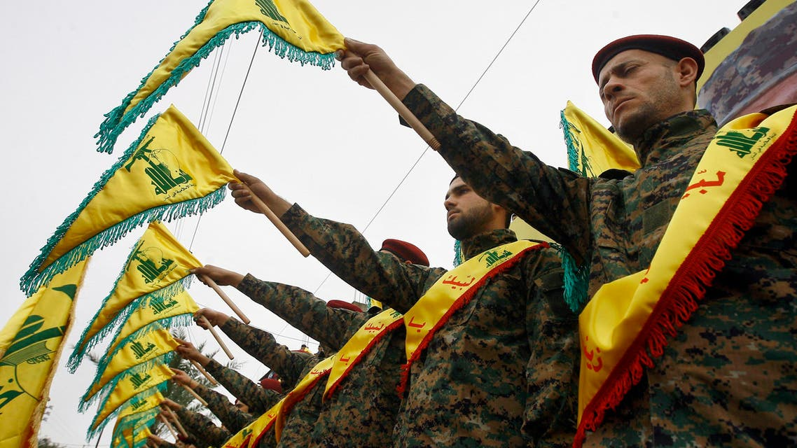 A Saudi-led bloc of six Gulf Arab nations formally branded Hezbollah a terrorist organization on Wednesday, ramping up the pressure on the Lebanese militant group fighting on the side of President Bashar Assad in Syria. (AP)