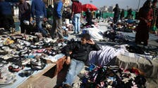 In cash-strapped Gaza, the not-so-latest styles are sought after