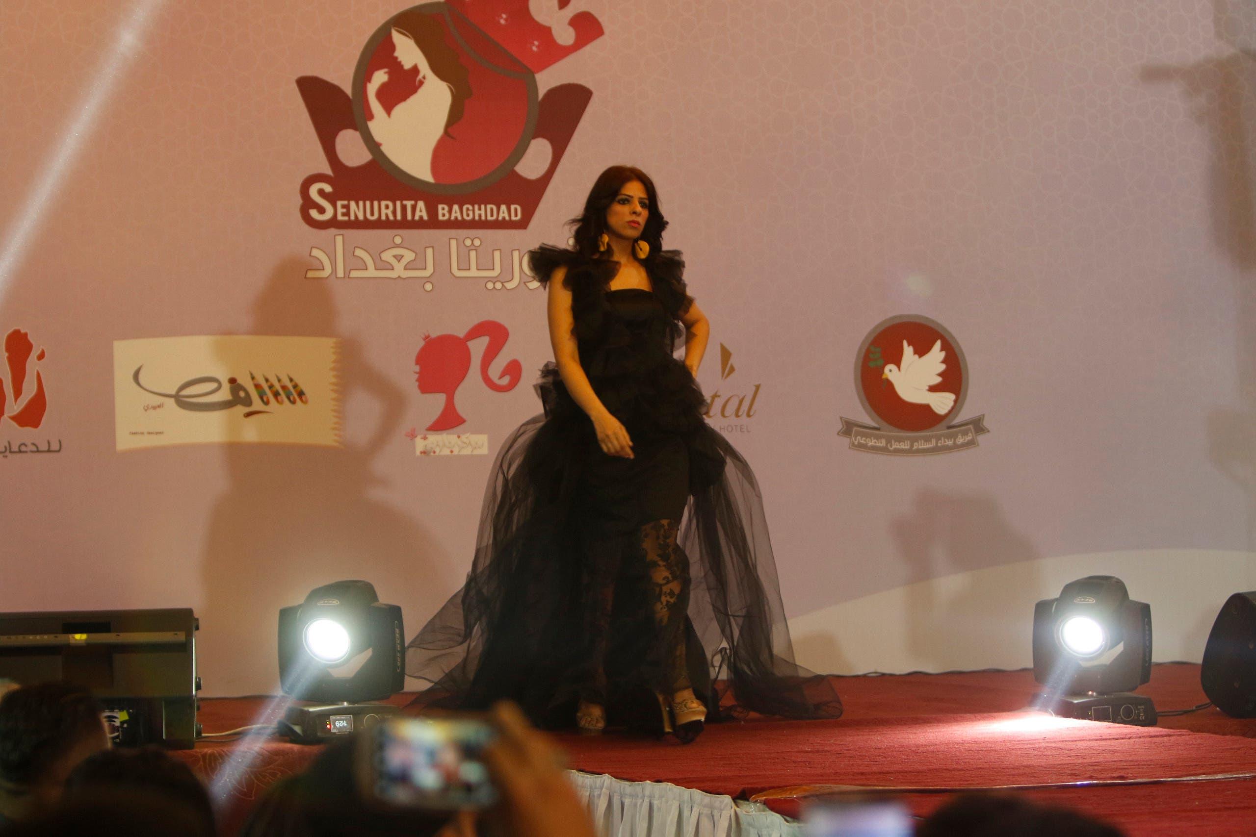 Forget ISIS: Iraq models strut down the catwalk