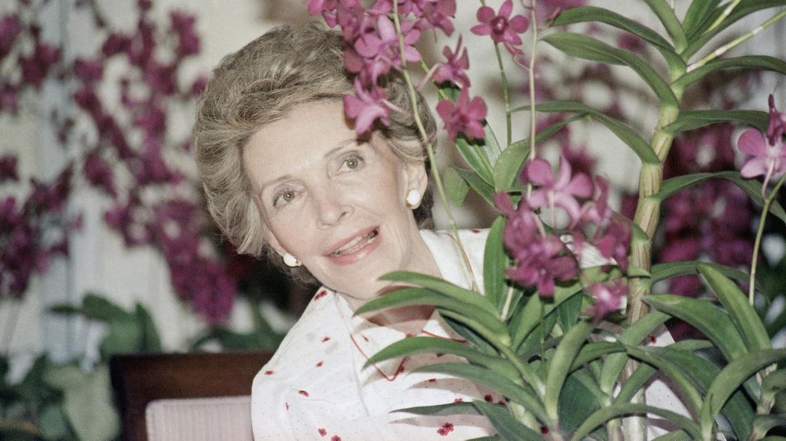 Remembering former US First Lady Nancy Reagan