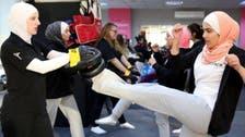 Black belt Lina empowers fellow Jordanian women