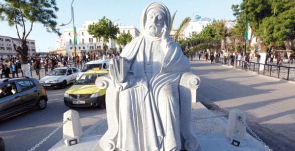 تمثال العلامة ابن باديس