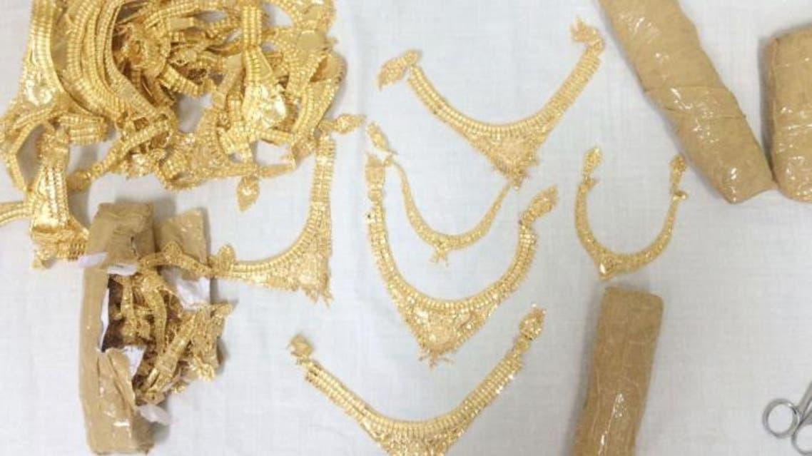 Gold (Photo courtesy: Saudi Gazette)