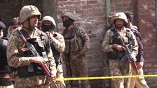 چارسدہ میں خودکش بم دھماکا ،17 افراد جاں بحق