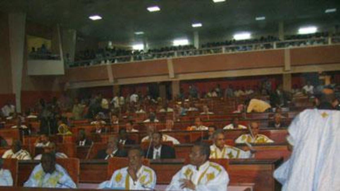 برلمان موريتانيا