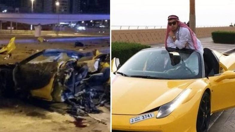 Haunting photo surfaces of Canadian killed in Dubai Ferrari crash