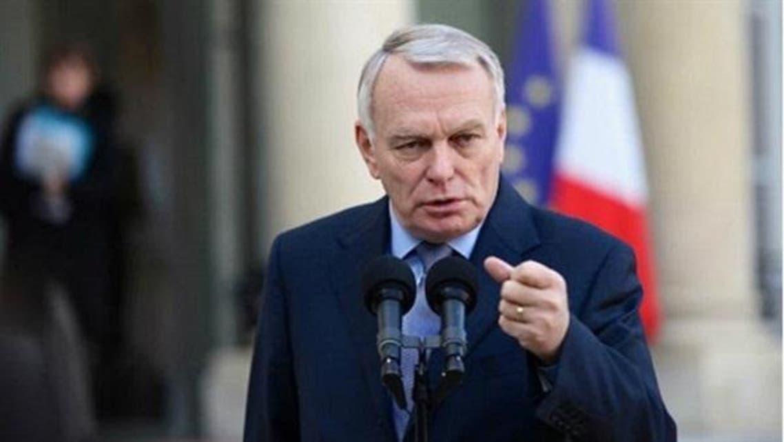 وزير خارجية فرنسا إيرلوت