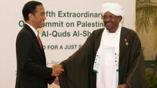 Indonesian leader holds talks with Sudan's Bashir