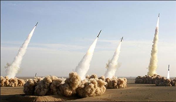 موشک های بالستیک در ایران (بایگانی)