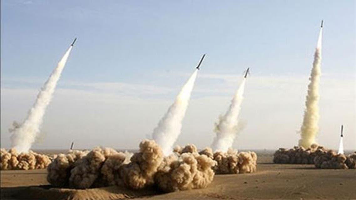 صواريخ باليستية - إيران