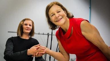 نادين.. روبوت جديد يرافق المسنين ويلاعب الأطفال