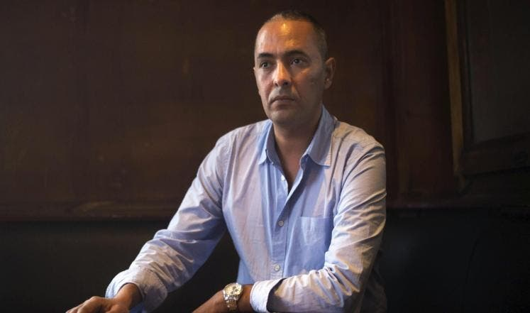 الصحفي الجزائري كمال داوود