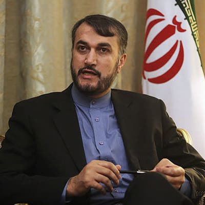 وزير خارجية إيران المقترح يؤكد دعم الميليشيات بالمنطقة