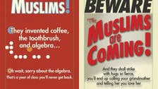 Funny ads targeting Muslim stereotypes debut on NYC subway