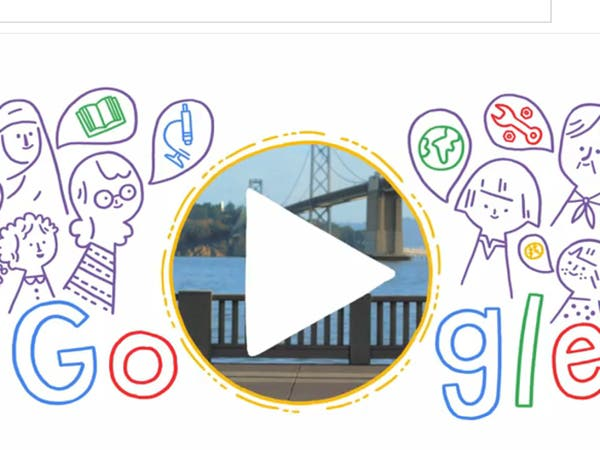 """بالفيديو.. """"غوغل"""" يحتفل باليوم العالمي للمرأة"""