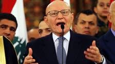 Lebanon's PM urges Hezbollah not to attack Saudi