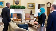 """وہائٹ ہاؤس کی """"باحجاب"""" مسلمان اہل کار.. رومانا احمد"""