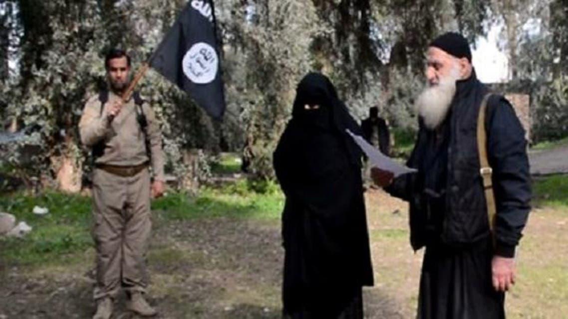 داعش اعدام نساء