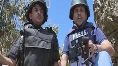 مساجلات شعرية وشيلات حماسية بين جنود السعودية بالجنوب