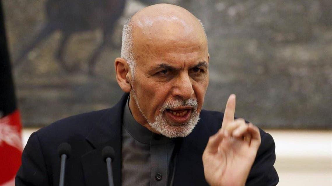 Ashraf Ghani (Reuters)