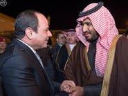 محمد بن سلمان يؤكد للسيسي دعم الرياض للقاهرة
