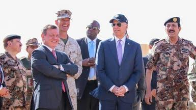صور.. تدريبات عسكرية مشتركة بين الأردن وأميركا