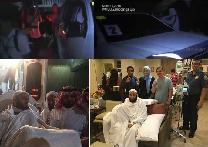 طالب الهندسة يطلق النار على القرني البادي في المستشفى قبل العودة الى الرياض، وحين وصل إليها الأربعاء