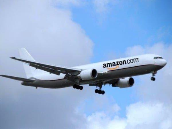 """""""أمازون"""" تقتحم الشحن الجوي وتزاحم عمالقة القطاع"""