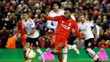 Liverpool beats Man United 2-0 in Europa League