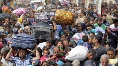 عودة عشرات العائلات النازحة إلى عانة في الأنبار