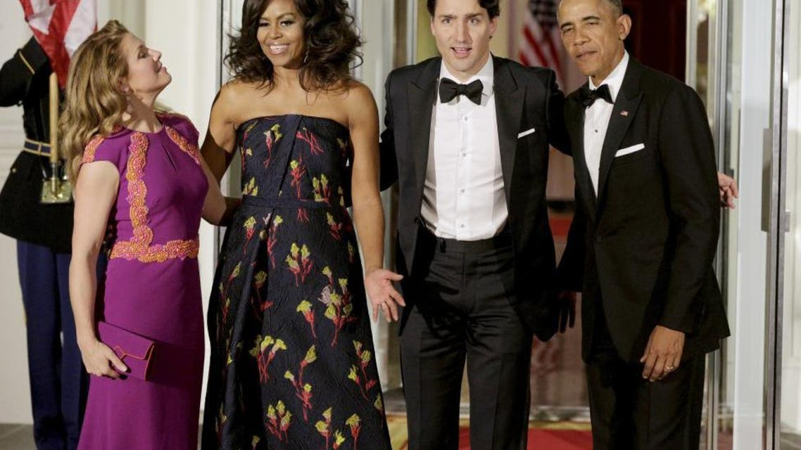 Trudeaumania takes over the White House