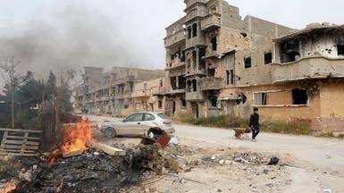 بنغازي.. قذائف عشوائية تستهدف مركزا طبيا وتخلف قتلى