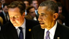 UK press up in arms over Obama comments about Cameron