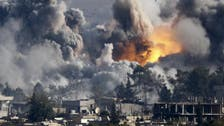 US says Syrian air strikes a violation of truce deal