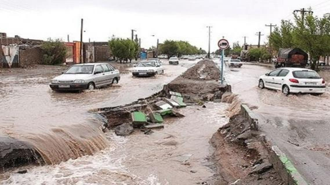 فيضانات في إيران
