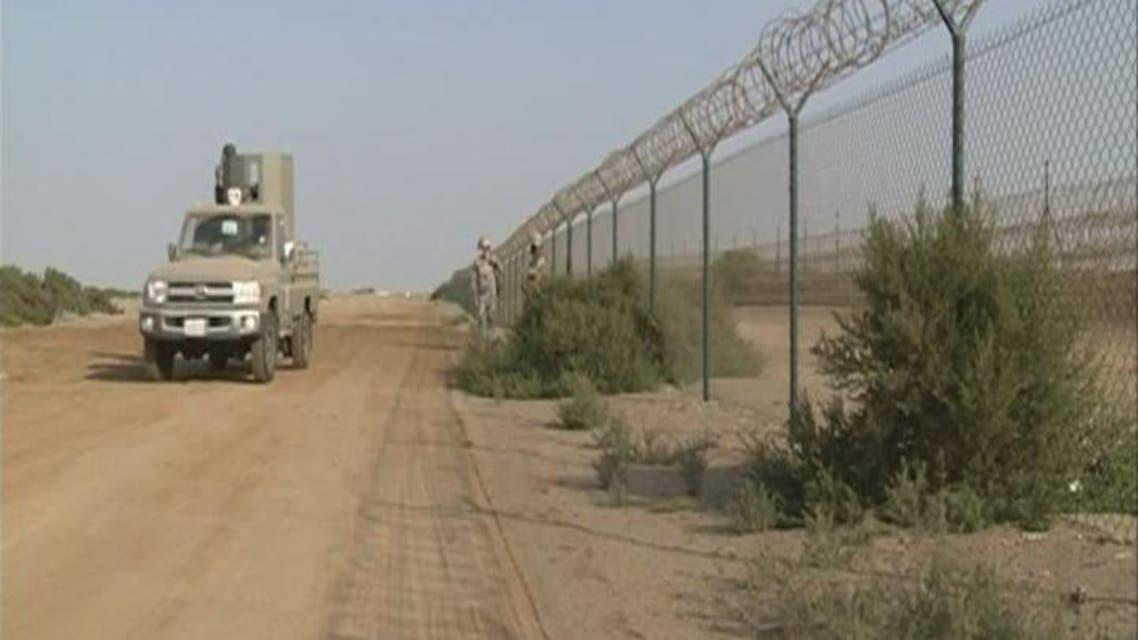 THUMBNAIL_ هدوء حذر وحراسة مشددة على الحدود السعودية اليمنية
