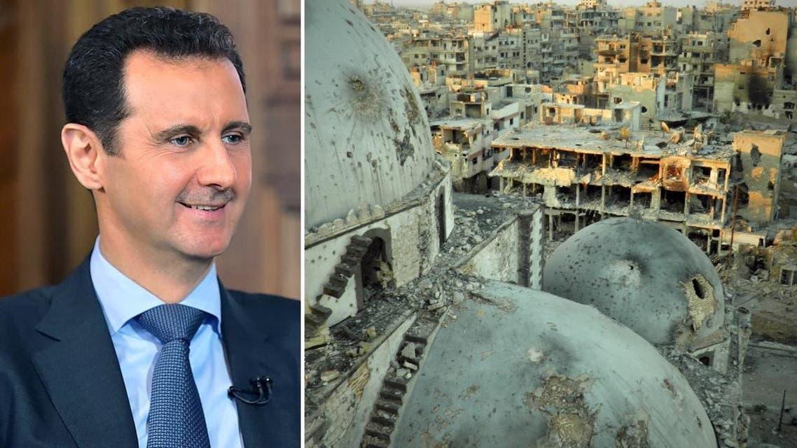 The international community is now recognizing the Assad regime as a legitimate entity. (Reuters/ AFP)
