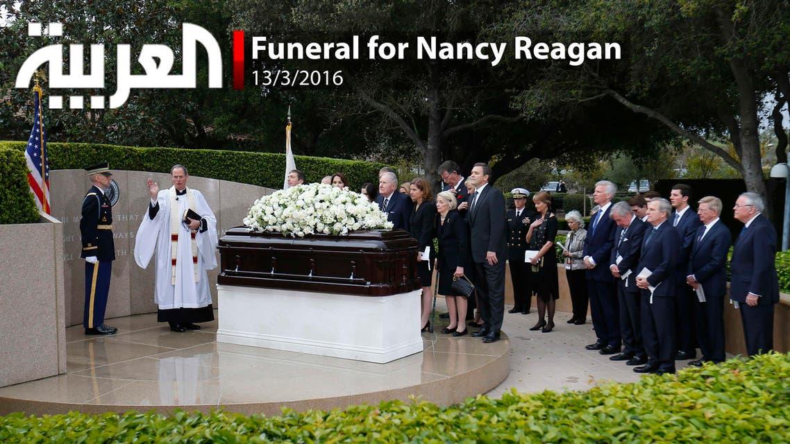 Funeral for Nancy Reagan