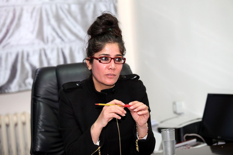 Ghaza Public School director, Khansa Hemdaniah  (Photo: Roudy Lattouf)
