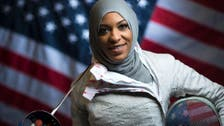 Festival apologizes that US Olympic fencer asked to remove her hijab