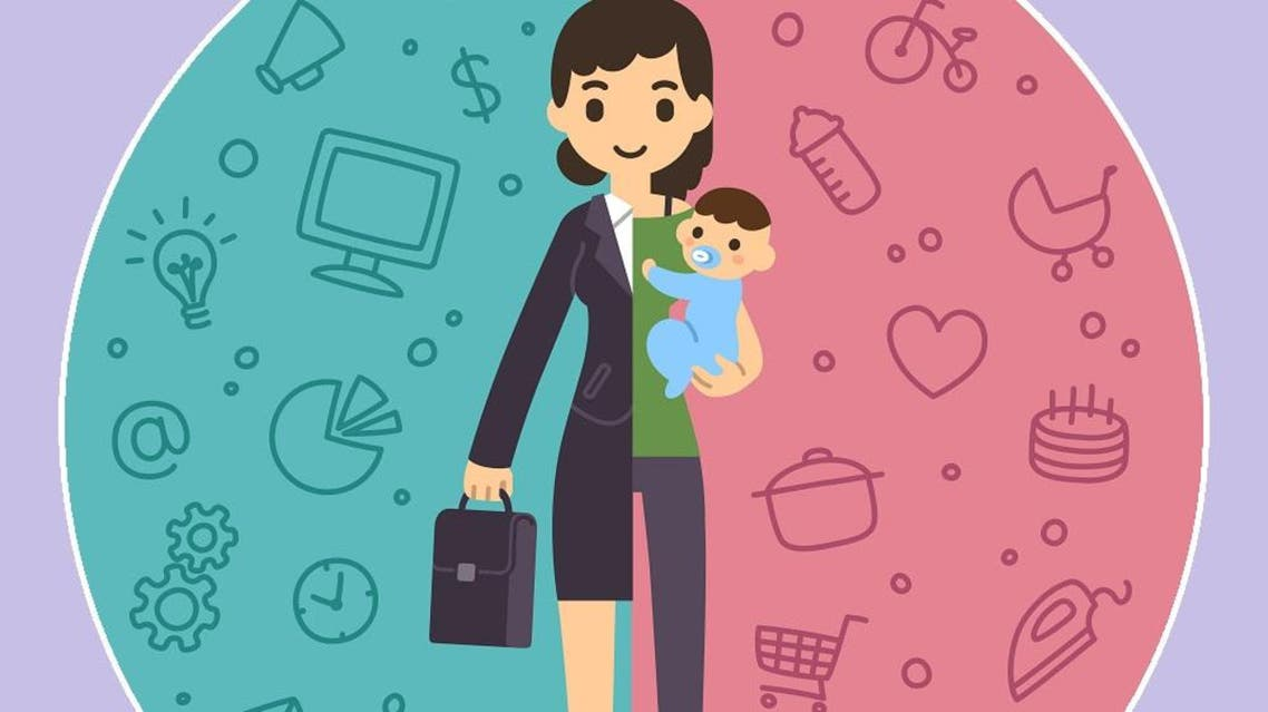 Can a woman be a good wife, mother, employee and also good with herself? (Shutterstock)