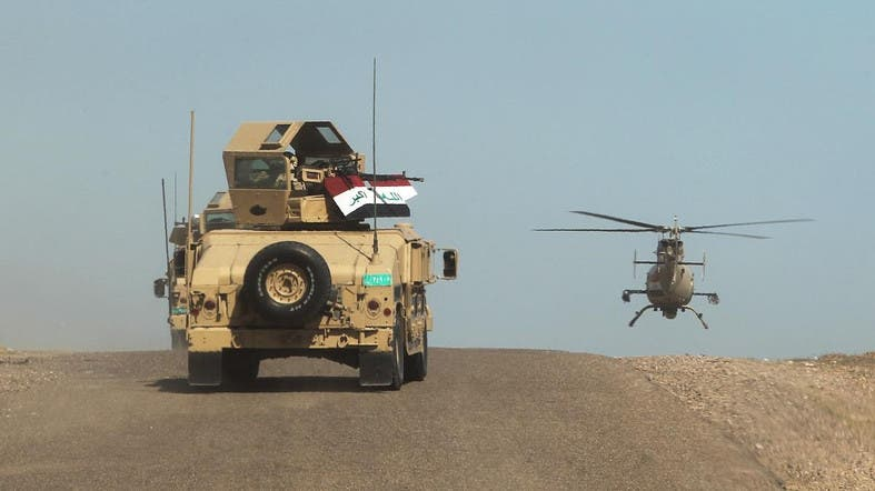 ISIS pulls out of town in Iraq's Anbar province - Al Arabiya
