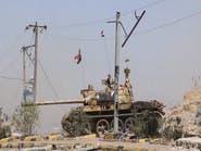 اشتعال معارك تعز.. والقبائل تحكم حصار المتمردين بصنعاء