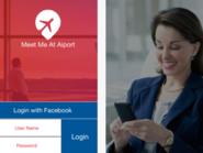 تطبيق Meet Me At Airport للتعرف على زملاء رحلة الطيران