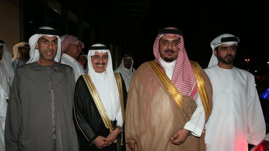 الهلال نواف بن سعد