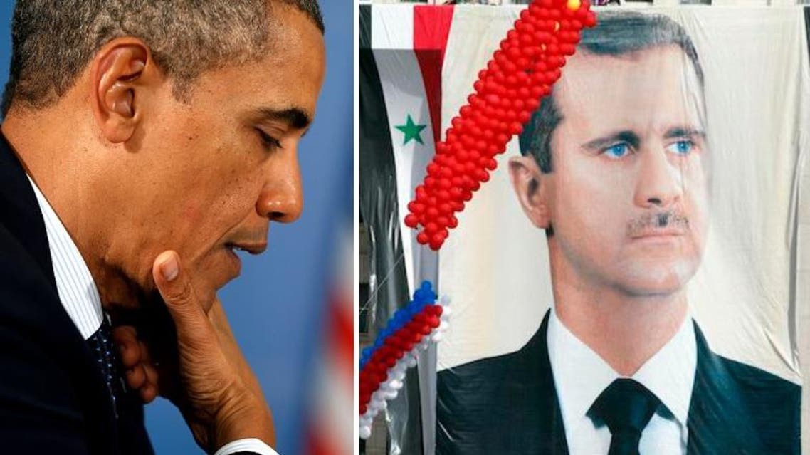 Is the US to blame for the prolonging Syrian conflict? Could Assad have been toppled if Washington had moved more aggressively? (File photos: Reuters)
