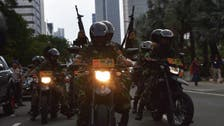 Indonesia detains 14 people allegedly heading to Syria