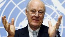 دي ميستورا: نلتزم بوثيقة أستانا للتهدئة في سوريا