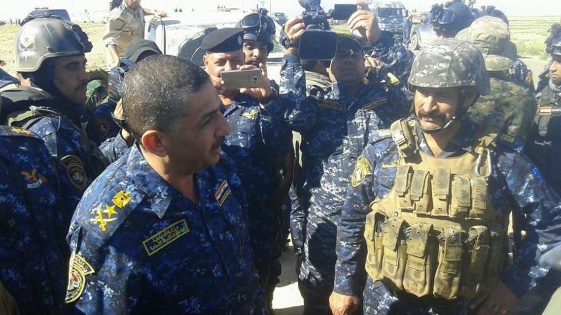 قيادة الشرطة الاتحادية